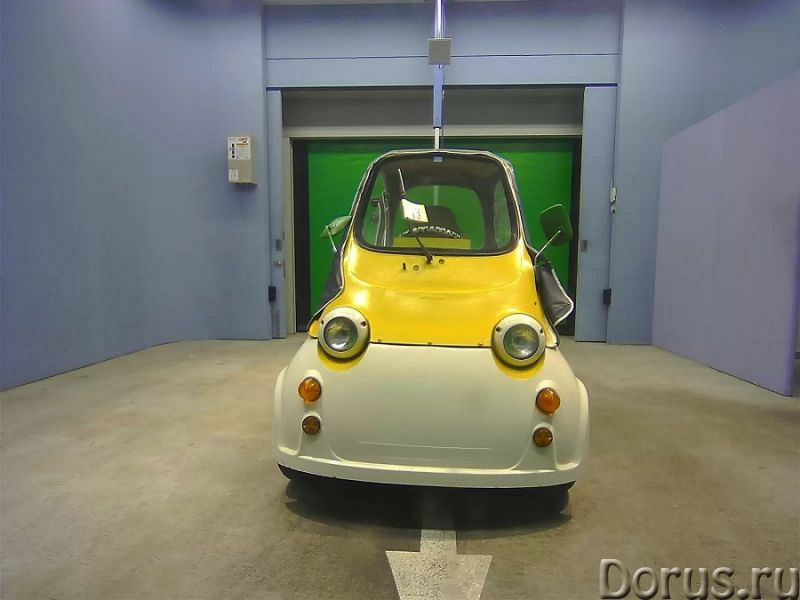 Авто скутер Mitsuoka MC-1 - Легковые автомобили - Mini car (Особо малый класс) одноместное транспорт..., фото 1