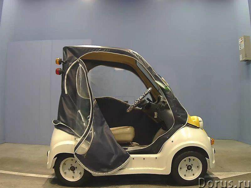 Авто скутер Mitsuoka MC-1 - Легковые автомобили - Mini car (Особо малый класс) одноместное транспорт..., фото 2