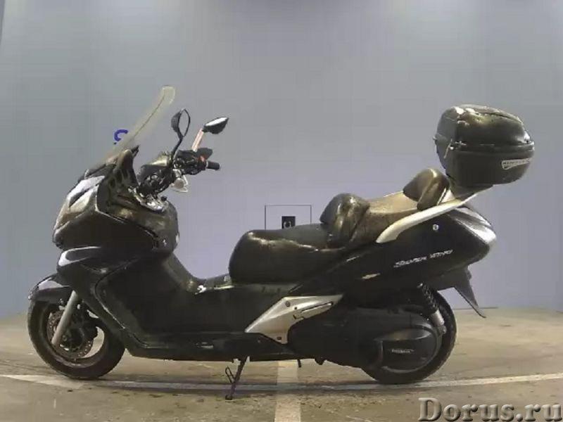 Макси скутер Honda SILVERWING 400 - Мотоциклы, мопеды - 2002 г.в., объем двигателя 400 см., пробег 3..., фото 1