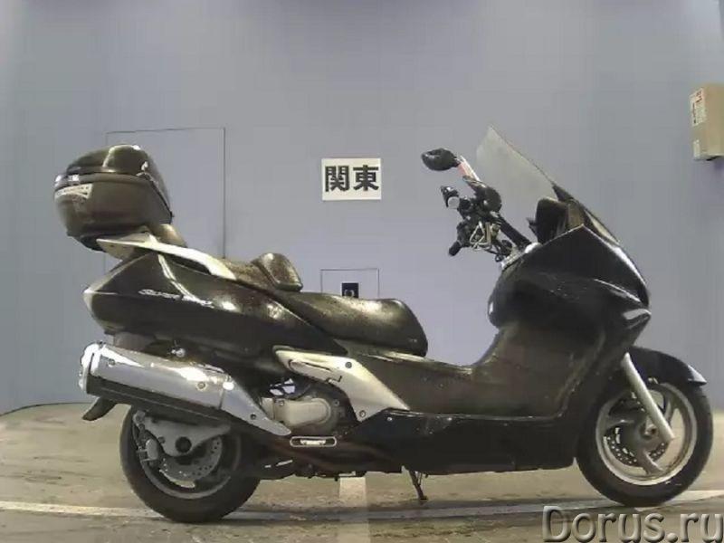 Макси скутер Honda SILVERWING 400 - Мотоциклы, мопеды - 2002 г.в., объем двигателя 400 см., пробег 3..., фото 2