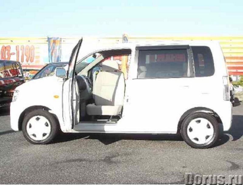 Минивен MITSUBISHI ek Wagon с выдвигающимся креслом для колясочника - Легковые автомобили - 2009 г.в..., фото 1