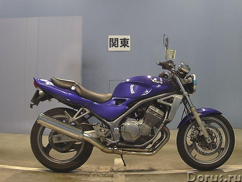 Мотоцикл Kawasaki balius - Мотоциклы, мопеды - 1994 г.в., объем двигателя 250 см., мощность 40 л.с..., фото 1
