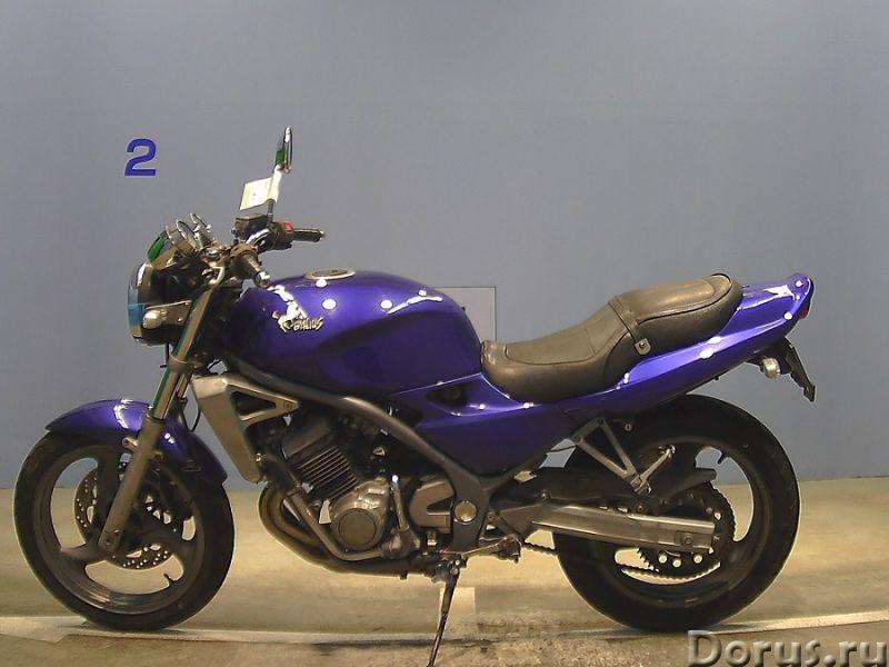 Мотоцикл Kawasaki balius - Мотоциклы, мопеды - 1994 г.в., объем двигателя 250 см., мощность 40 л.с..., фото 2