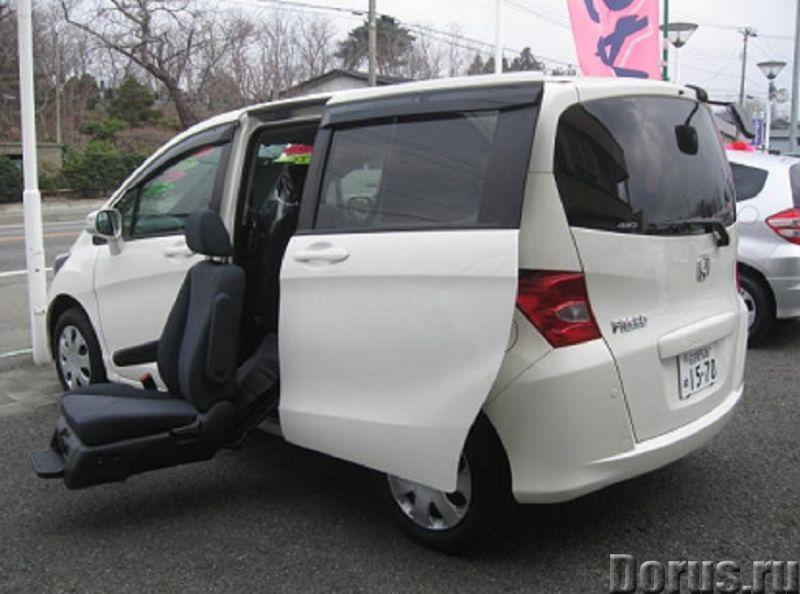 Полноприводный минивен Honda Freed спец. кресло - Легковые автомобили - 2009 г.в., объем двигателя 1..., фото 1