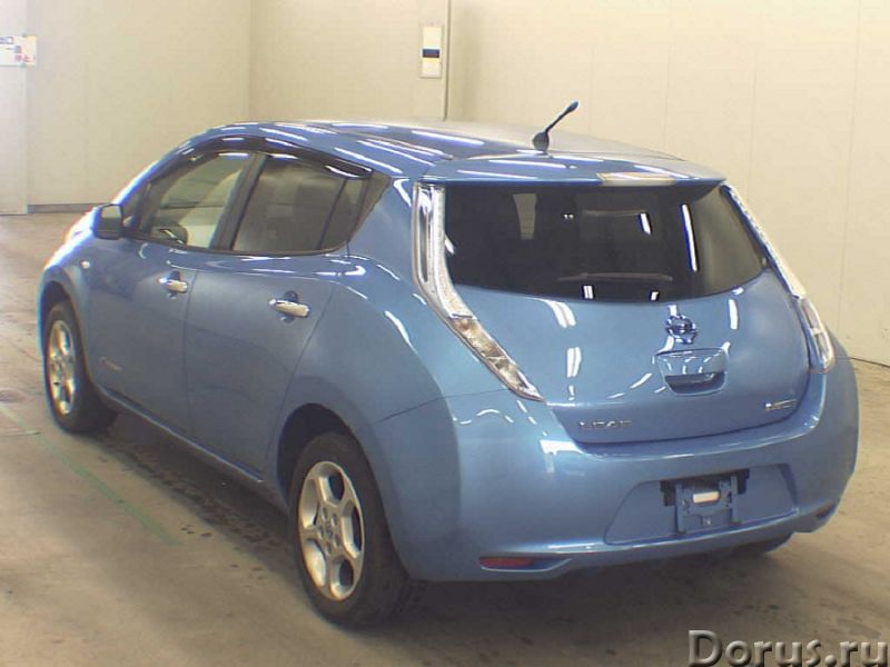 Nissan Leaf электромобиль - Легковые автомобили - 2011 г.в., мощность 109 л.с., хетчбек, пробег 86 т..., фото 2