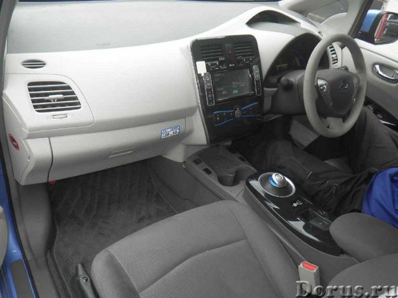 Nissan Leaf электромобиль - Легковые автомобили - 2011 г.в., мощность 109 л.с., хетчбек, пробег 86 т..., фото 3