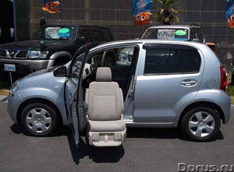 Toyota Passo для перевозки инвалида - Легковые автомобили - 2010 г.в., объем двигателя 1300 см., 5-т..., фото 1