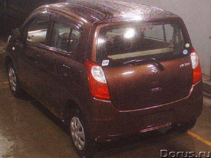 Suzuki Alto полноприводный хетчбек - Легковые автомобили - 2010 г.в., объем двигателя 660 см., 4wd..., фото 2