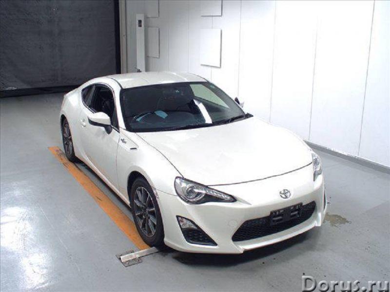 Toyota 86 отличный спортивный купе - Легковые автомобили - 2012/05 г.в., объем двигателя 2000 см., м..., фото 1