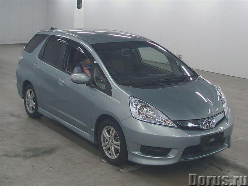 Гибрид Honda Fit Shutlte Hybrid - Легковые автомобили - 2011 г.в., объем ДВС 1300, 10- kw электромот..., фото 1