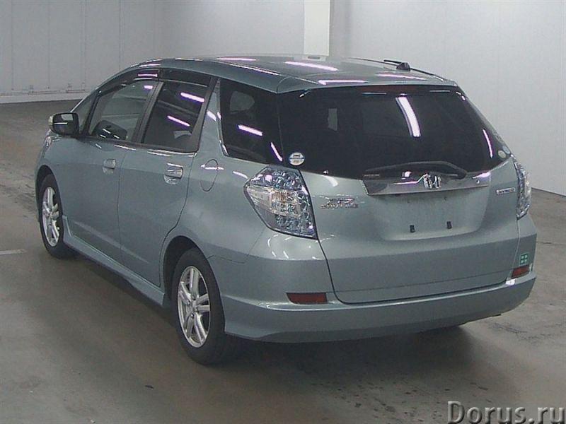 Гибрид Honda Fit Shutlte Hybrid - Легковые автомобили - 2011 г.в., объем ДВС 1300, 10- kw электромот..., фото 2