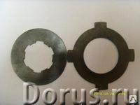 Диски фрикционные - Промышленное оборудование - Диск фрикционный внутренний 1М63.21Э.387 (8 шлиц. 16..., фото 1