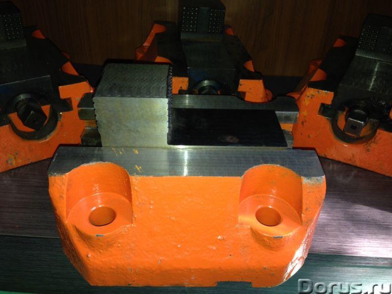 Кулачки к токарно-карусельному станку - Промышленное оборудование - Кулачки к токарно-карусельному с..., фото 1