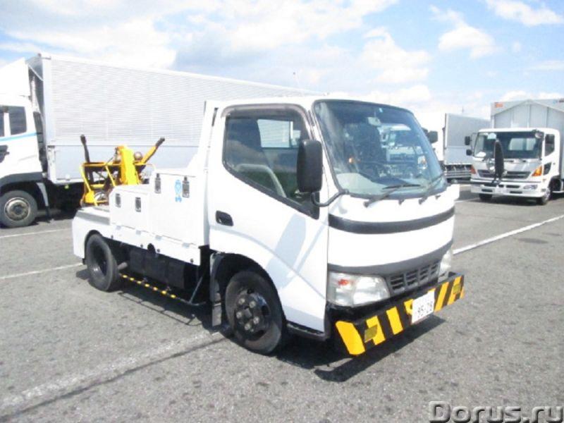 Toyota Toyoace грузовой эвакуатор - Сельхоз и спецтехника - 2006 г.в., объем двигателя 4 890 см., пр..., фото 1