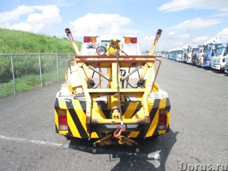 Toyota Toyoace грузовой эвакуатор - Сельхоз и спецтехника - 2006 г.в., объем двигателя 4 890 см., пр..., фото 3