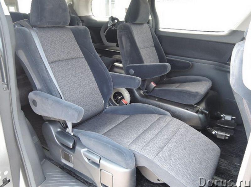 Toyota Alphard 7-ми местный люкс минивен - Легковые автомобили - 2008 г.в., объем двигателя 3 500 см..., фото 4