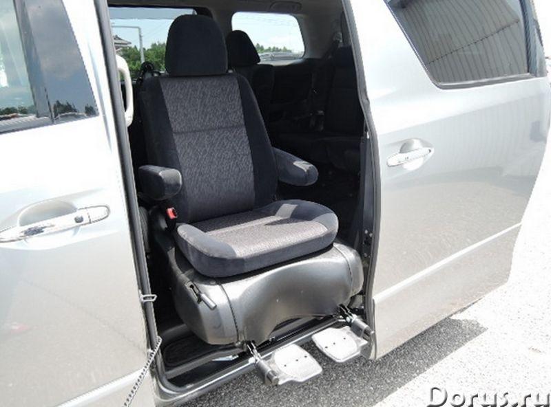 Toyota Alphard 7-ми местный люкс минивен - Легковые автомобили - 2008 г.в., объем двигателя 3 500 см..., фото 8