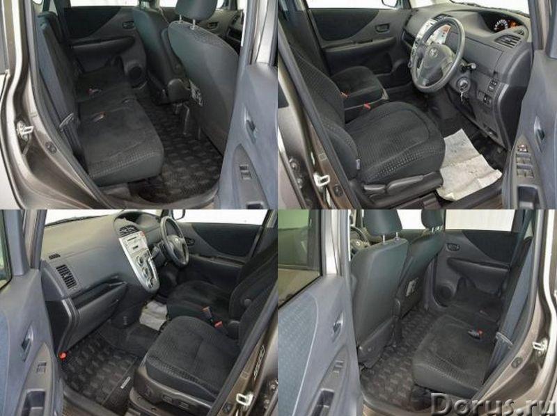 Toyota Ractis с выдвигающимся креслом для инвалида - Легковые автомобили - 2008 г.в., объем двигател..., фото 3