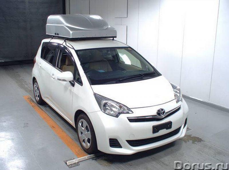 Toyota Ractis для водителя инвалида - Легковые автомобили - 2012 г.в., объем двигателя 1300 см., про..., фото 1