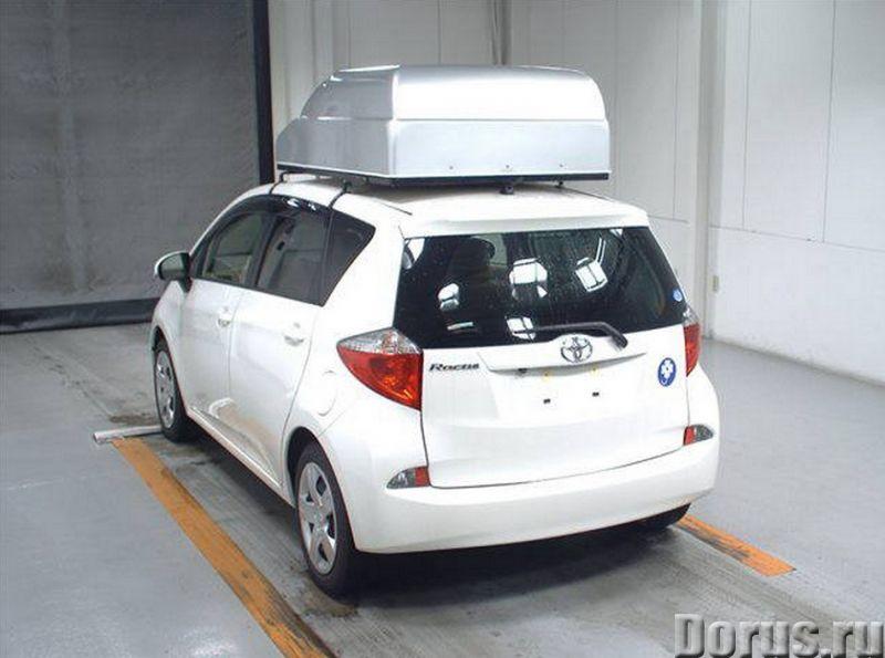 Toyota Ractis для водителя инвалида - Легковые автомобили - 2012 г.в., объем двигателя 1300 см., про..., фото 2