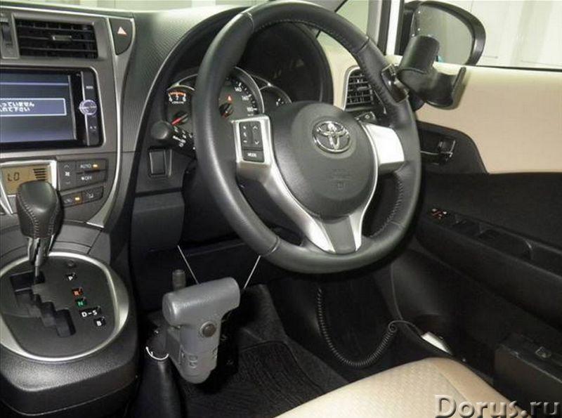 Toyota Ractis для водителя инвалида - Легковые автомобили - 2012 г.в., объем двигателя 1300 см., про..., фото 3