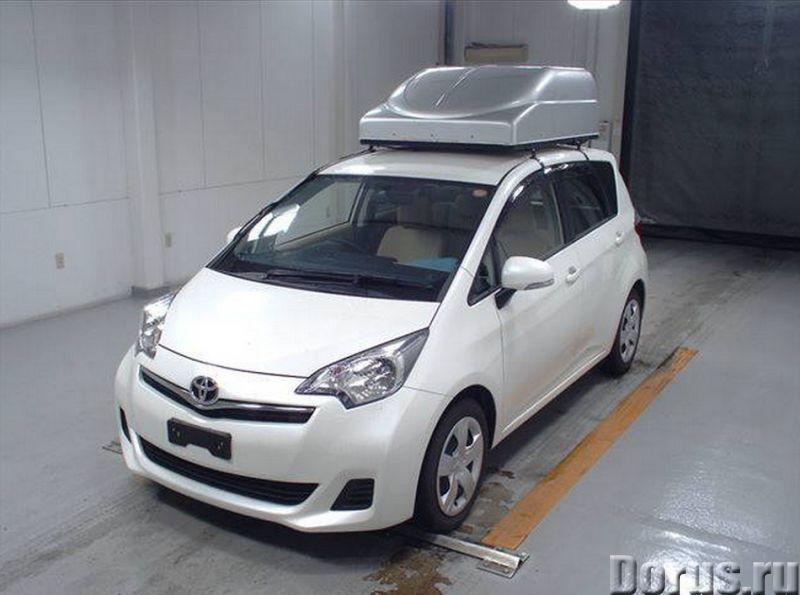 Toyota Ractis для водителя инвалида - Легковые автомобили - 2012 г.в., объем двигателя 1300 см., про..., фото 5