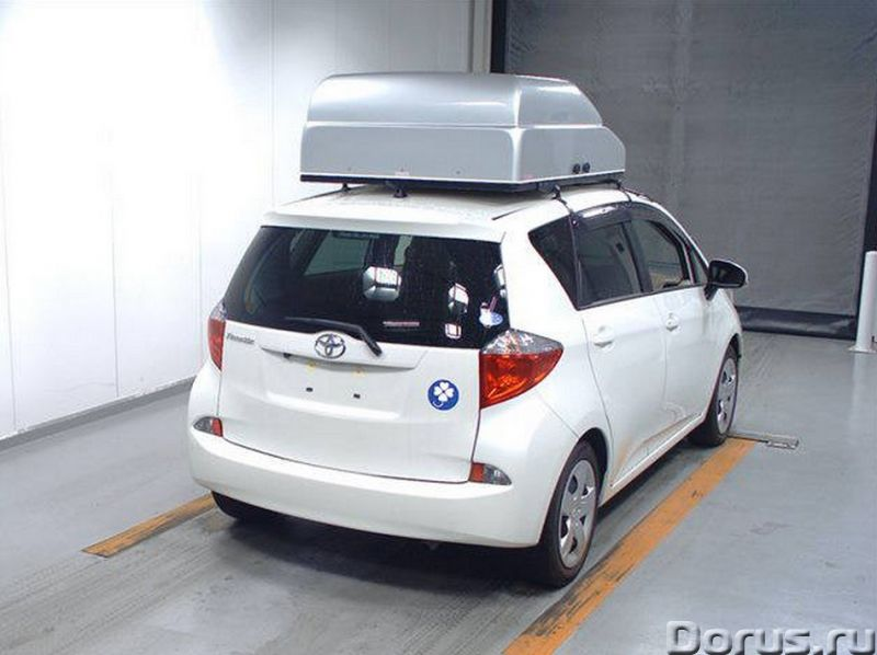 Toyota Ractis для водителя инвалида - Легковые автомобили - 2012 г.в., объем двигателя 1300 см., про..., фото 6