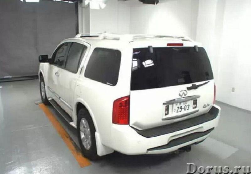 Nissan infiniti QX 56 отличный внедорожник - Легковые автомобили - 2011 г.в., объем двигателя 5600 с..., фото 2