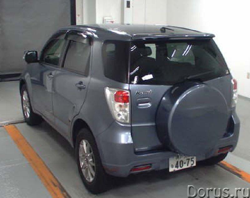 Toyota rush полноприводный кроссовер - Легковые автомобили - 2012 г.в., объем двигателя 1500 см., 4..., фото 2