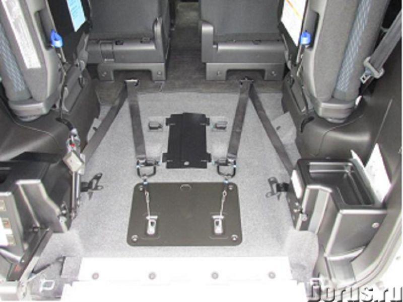 Nissan Serena минивен с пандусом для заезда коляски - Легковые автомобили - Nissan Serena белый микр..., фото 2