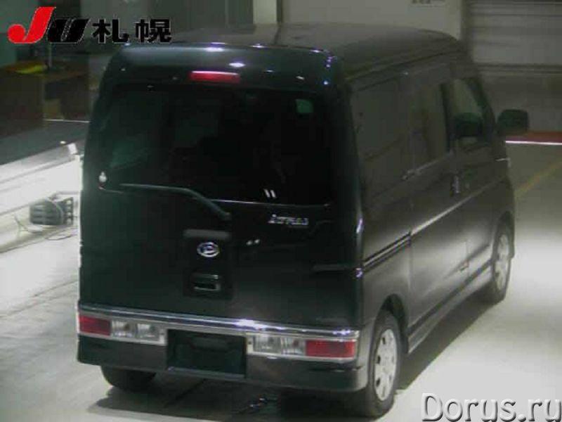 Daihatsu atrai wagon полноприводный минивен - Легковые автомобили - 2010 г.в., пробег 139 000 км. 4w..., фото 2