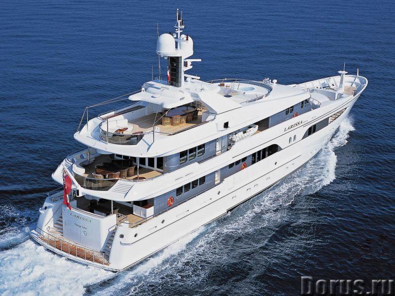 Основы работы бортпроводника VIP-яхты - Курсы - О КОМПАНИИ Школа стюардесс «Marina-School» занимаетс..., фото 1