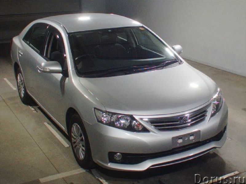 Toyota Allion - Легковые автомобили - Цвет серебряный, седан 4 двери, 2010 г.в., пробег 53 000 км. д..., фото 1