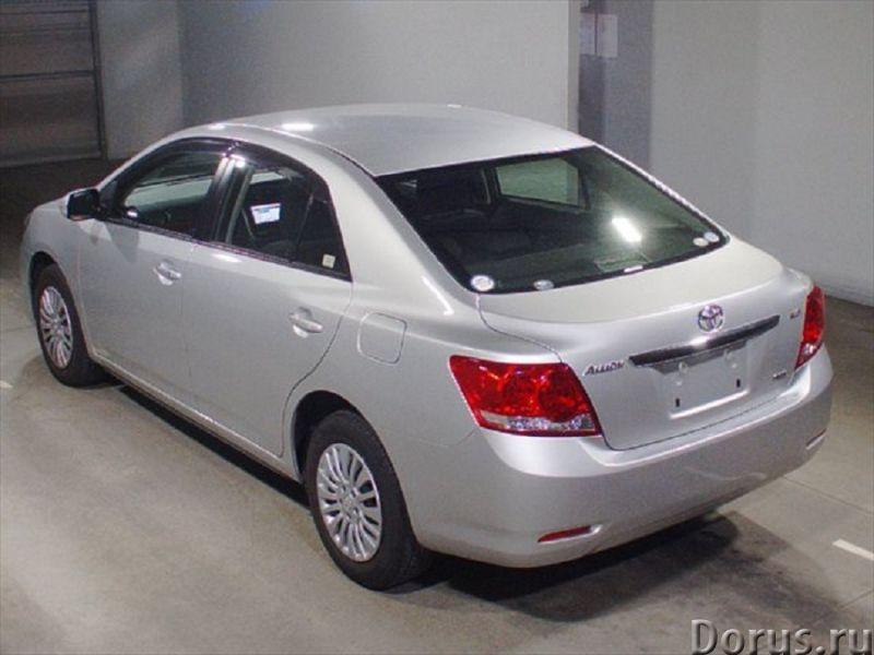Toyota Allion - Легковые автомобили - Цвет серебряный, седан 4 двери, 2010 г.в., пробег 53 000 км. д..., фото 2