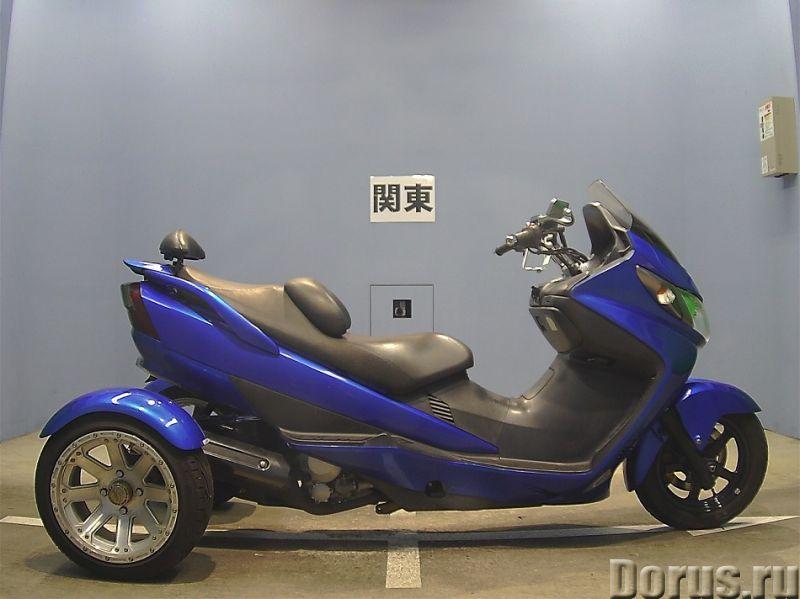 Трайк Kawasaki Epsilon 250-2 Trike - Мотоциклы, мопеды - Трайк Kawasaki Epsilon 250-2 Trike 2006 г.в..., фото 1