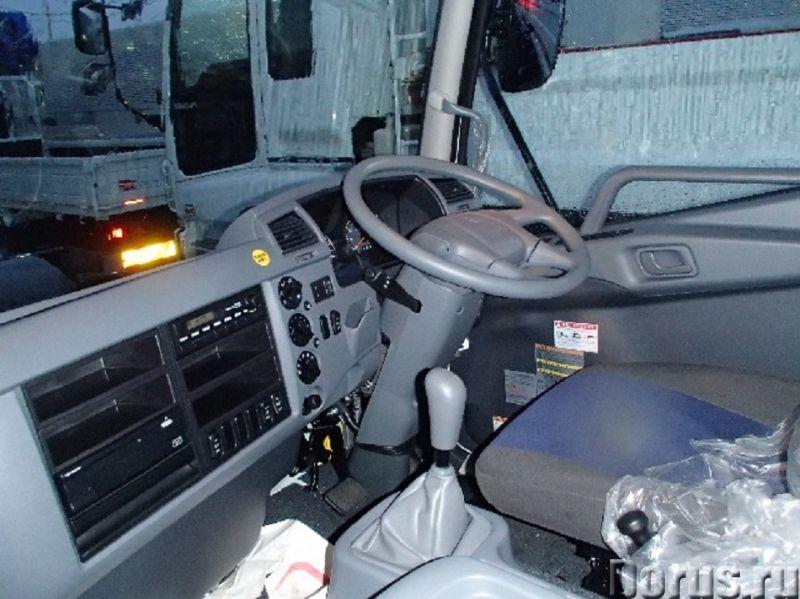 Mitsubishi Fuso бортовой с кму - Грузовые автомобили - Mitsubishi Fuso бортовой с Кран Манипуляторно..., фото 4