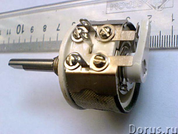 Резисторы ППБ 220 ом - Промышленное оборудование - Резисторы переменные, проволочные, керамические..., фото 1