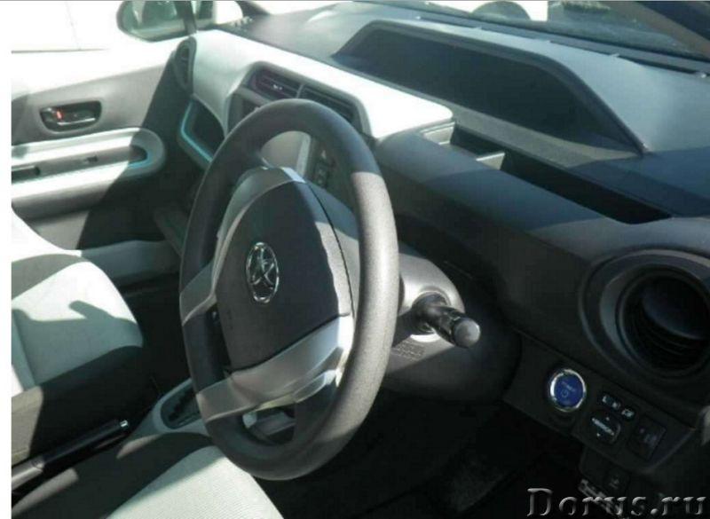 Toyota Aqua гибридный хетчбек - Легковые автомобили - Toyota Aqua гибридный хетчбек. Год выпуска 06..., фото 3