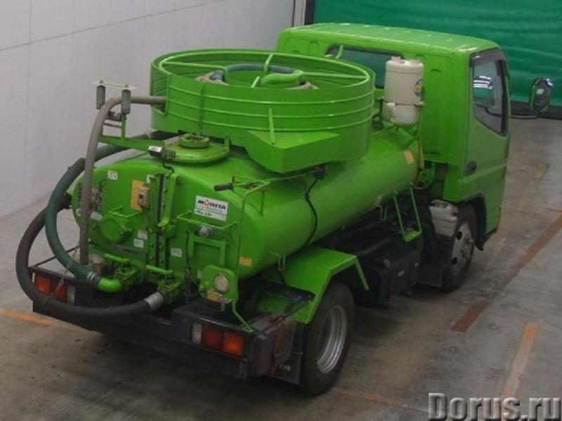 MITSUBISHI FUSO TRUCK 2008 г..в. ассенизатор - Сельхоз и спецтехника - MITSUBISHI FUSO TRUCK 2008 г..., фото 2