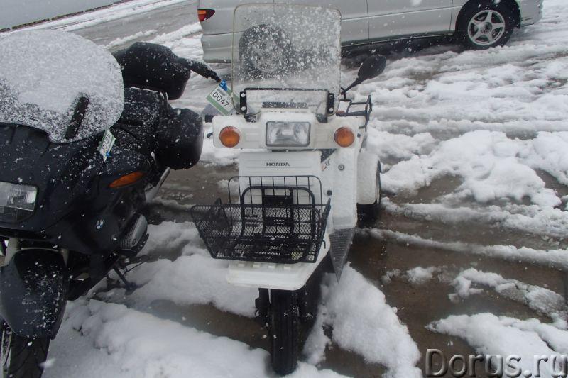 Скутер Honda Gyro X - Мотоциклы, мопеды - Скутер Honda Gyro X 2006 г.в., состояние отличное, общая о..., фото 2