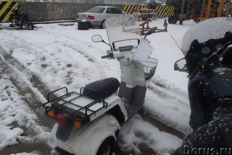 Скутер Honda Gyro X - Мотоциклы, мопеды - Скутер Honda Gyro X 2006 г.в., состояние отличное, общая о..., фото 3