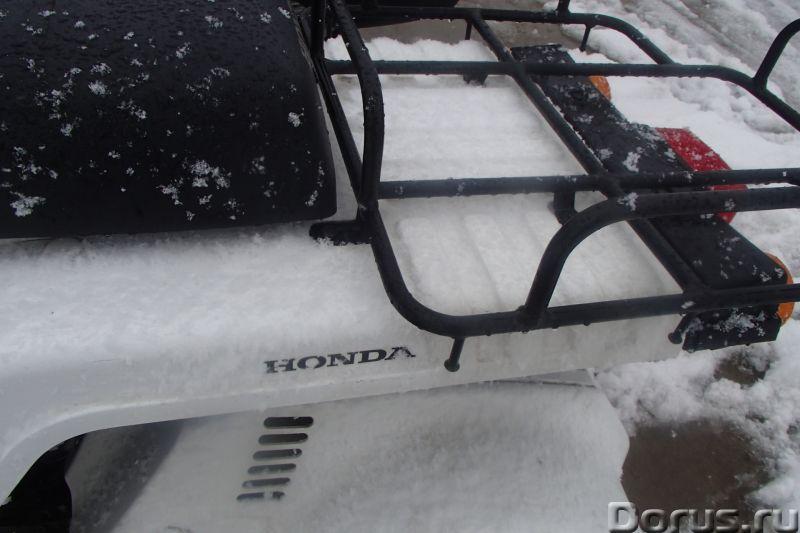 Скутер Honda Gyro X - Мотоциклы, мопеды - Скутер Honda Gyro X 2006 г.в., состояние отличное, общая о..., фото 5