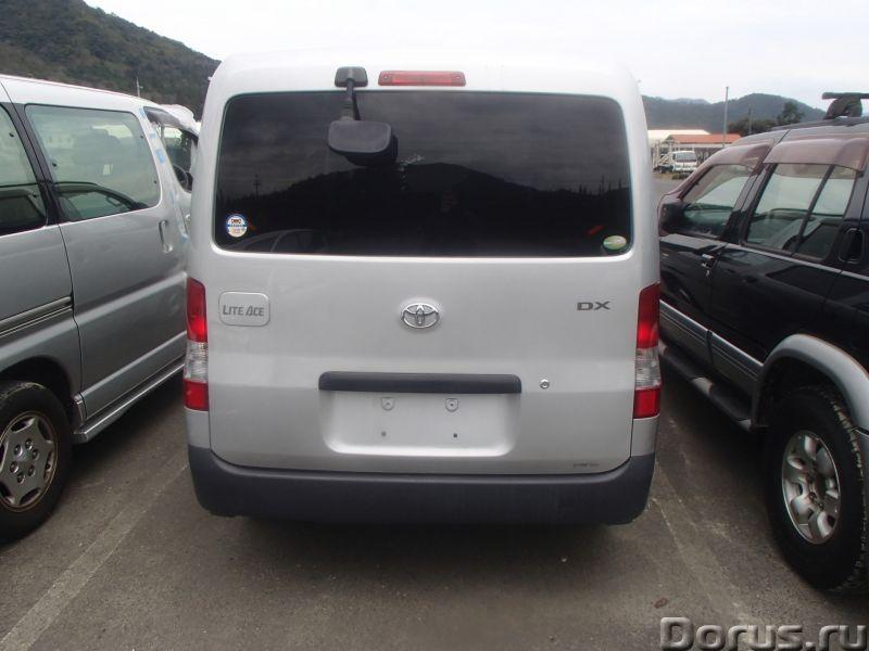 Toyota Liteace Van грузопассажирский фургон - Легковые автомобили - Toyota Liteace Van грузопассажир..., фото 7
