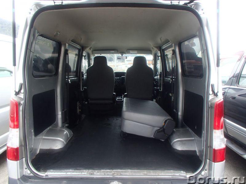Toyota Liteace Van грузопассажирский фургон - Легковые автомобили - Toyota Liteace Van грузопассажир..., фото 9