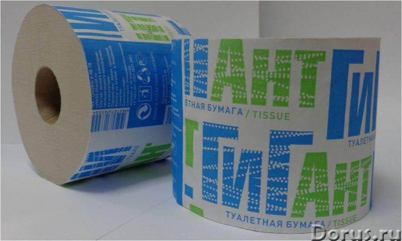 Туалетная бумага оптом от производителя - Товары для дома - Продукция производителя: Попкина радость..., фото 3