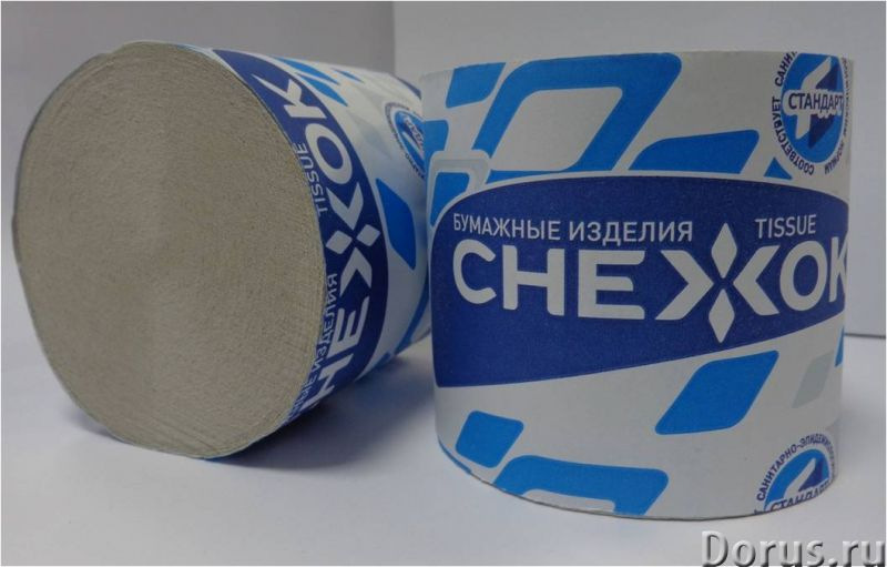 Туалетная бумага оптом от производителя - Товары для дома - Продукция производителя: Попкина радость..., фото 5