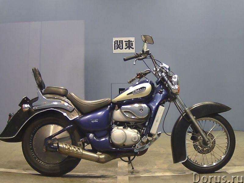 Aprilia Classic 50 легендарный мини - чоппер - Мотоциклы, мопеды - Aprilia Classic 50 легендарный ми..., фото 1