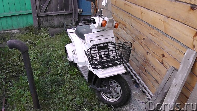Honda Gyro X отменный грузовой скутер - Мотоциклы, мопеды - Honda Gyro X отменный грузовой скутер 20..., фото 1