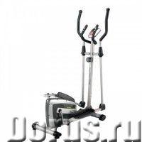 Эллиптический тренажер Life Gear 93280 - Спорт товары - Рама Сталь Система нагружения Магнитная Уров..., фото 1