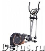 Эллиптический магнитный тренажер Life Gear 93800 - Спорт товары - Рама Сталь, пластик Система нагруж..., фото 1